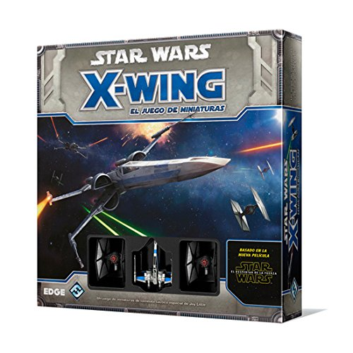 Star-Wars-X-Wing-Juego-de-mesa-Edge-Entertainment-EDGSWX36