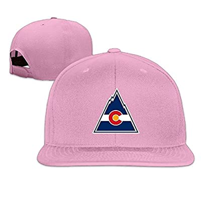 COLIVY Vintage Colorado Flag Snapback Hats Hip Hop Baseball Caps for Men Women Teens by COLIVY