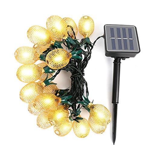 Solar String Lights For Camper