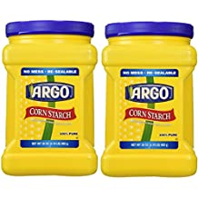 ARGO Cornstarch, 35 Ounce, 2 Pack
