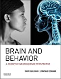 img - for Brain and Behavior: A Cognitive Neuroscience Perspective book / textbook / text book