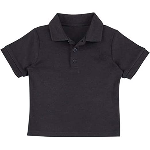 c30354a31f0b Amazon.com  George Toddler Unisex Boys Girls School Uniform Short ...