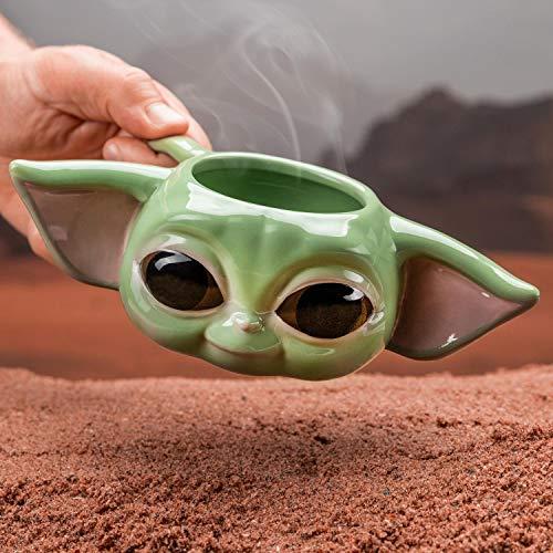 Baby Yoda Tasse