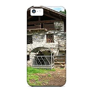Premium Iphone 5c Case - Protective Skin - High Quality For Stalla Stable Barn