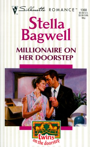 book cover of Millionaire on Her Doorstep