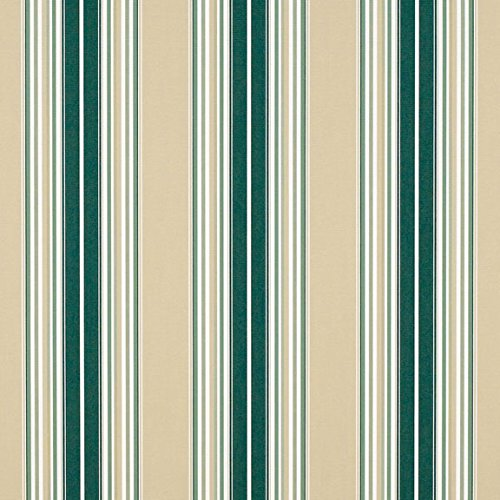 - Sunbrella Forest/Beige/Natural/Sage/Fancy #4932-0000 Awning / Marine Fabric