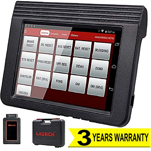 LAUNCH X431 V Pro Bidirectional Actuation Test OBD2 Diagnostic Scanner