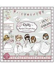 Dayka Trade Libro Scrap niña comunión 28 20x20cm