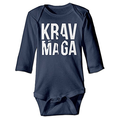 - OULIKE Krav Maga Long Sleeve Baby Climbing Clothes Bodysuit