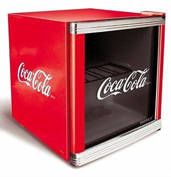 Husky HUS-CC 165 Flaschenkühlschrank Coca-Cola/A/51 cm Höhe/84 kWh ...