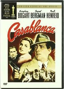 Casablanca (Edición especial 60 aniversario) [DVD]