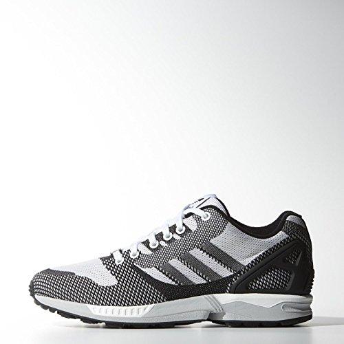 b81666619 Adidas Originals ZX Flux Weave Torsion B34897 White Black Onix Men s Shoes  (size 10) - Buy Online in UAE.