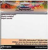Ranger Adirondack Alcohol Ink Cardstock 2 pcs sku# 1847402MA