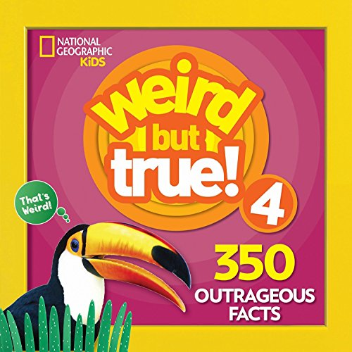 Weird But True 4: Expanded -