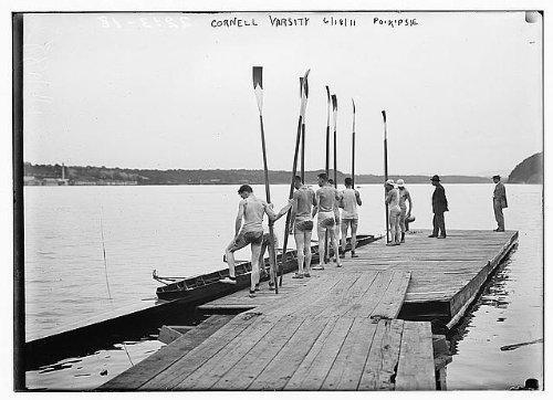 Photo: Cornell Varsity,June 18,1911,Poughkeepsie,New - Poughkeepsie Kids