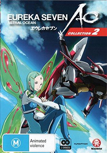Eureka Seven Ao - Astral Ocean - Collection 2 [NON-USA Format / PAL / Region 4 Import - (Eureka Collection)