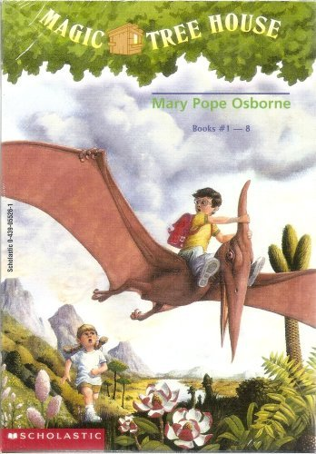 Magic Tree House: #1-8 [Collection] - Book  of the Magic Tree House