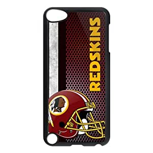 The Newest NFL Helmet Design Washington Redskins IPod Touch 5th Hard Plastic Case Hot Protection Cover