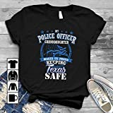 exas Police Officer Granddaughter Family Gift