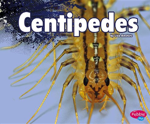 Centipedes (Creepy Crawlers)