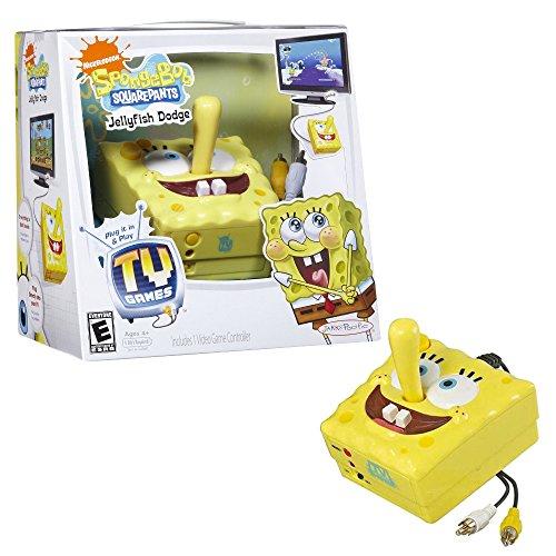 Spongebob Squarepants Travel Plug and Play Toy Video Game