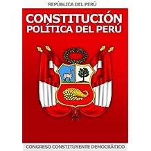 Constitución Política del Perú (Spanish Edition)