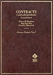 Cases and Materials on Contracts (American Casebook Series)
