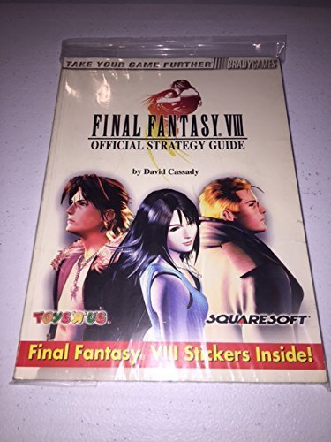 Final Fantasy VIII: Official Strategy Guide by na (1999-05-04)