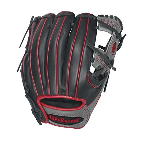 Wilson 2016 6-4-3 11.5 Inch Infield Glove RB161786RD