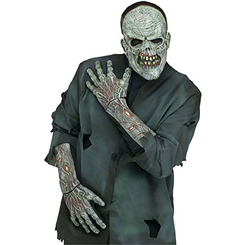 Zombie Hand & Arm Gloves -