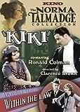 Kiki & Within the Law: Norma Talmadge Double [DVD] [Region 1] [US Import] [NTSC]