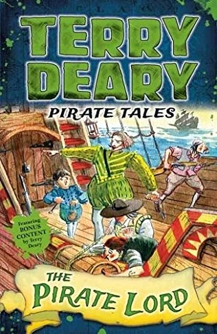 book cover of The Pirate Lord