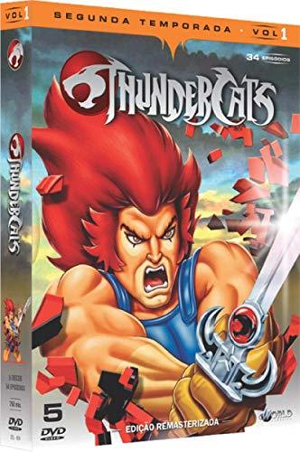 Box Thundercats - 2 Temporada - Vol. 1