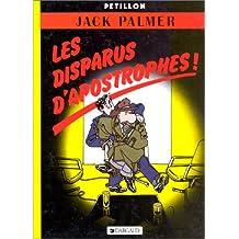 DISPARUS D'APOSTROPHES (LES)