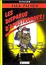 Jack Palmer, tome 4 : Les Disparus d'Apostrophes par Pétillon
