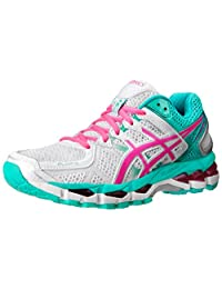 Asics Women's Gel-Kayano 21 W Ankle-High Synthetic Tennis Shoe