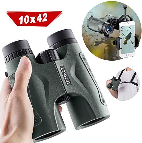 HUTACT Binoculars for Adults