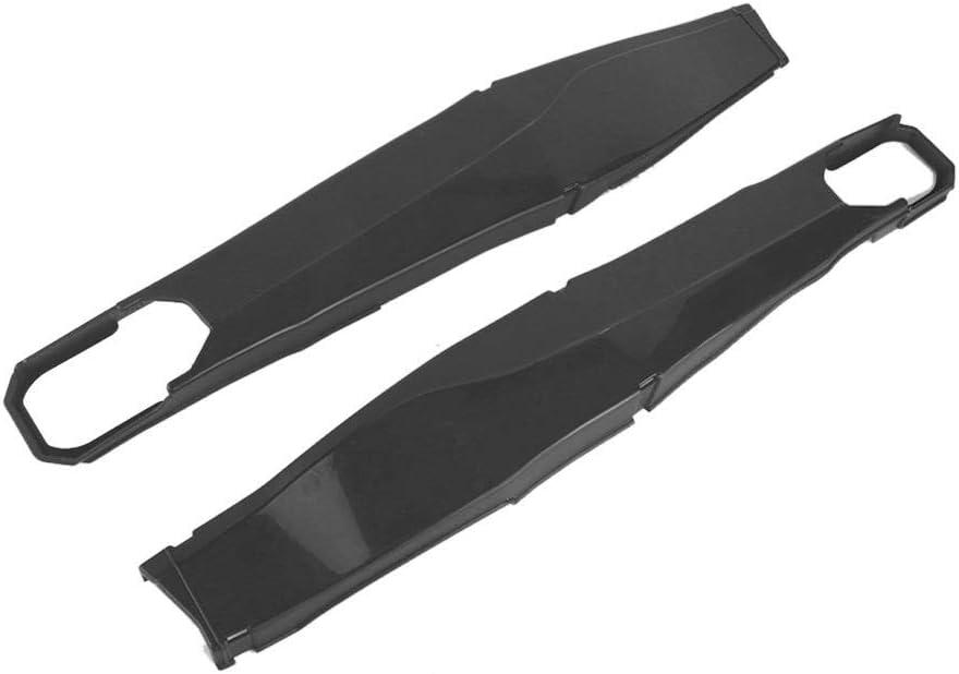 #1 Hlyjoon 2Pcs Protezione per Braccio oscillante per Moto Protezione per forcellone Protezione per forcellone Posteriore Forcella Adatta per 150 200 250 300 450 500 XCW EXC 2012-2019