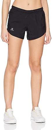 Salomon Women's Agile Short, Black, XL