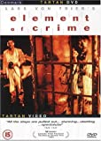 The Element Of Crime [UK Import]