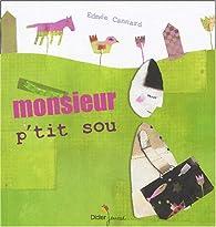 Monsieur P'tit sou par Edmée Cannard