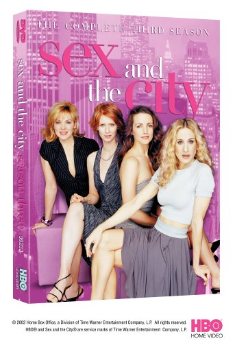 Complete season of sex and the city