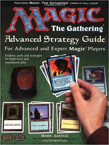 magic the gathering card guide book