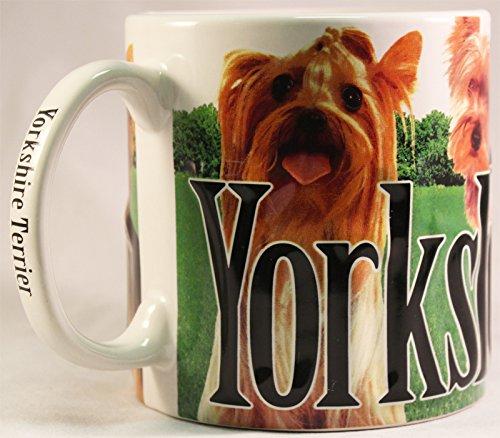 (Yorkshire Terrier (Yorkie) - 18 Oz. Coffee Mug)