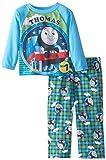 Thomas the Train Little Boys No. 1 Engine 2-Piece Pajama Set