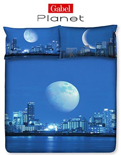 Copripiumino Gabel Planet.Gabel Planet Moonlight One And A Half Bed Duvet Amazon Co Uk