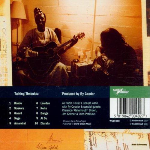 Ali Farka Toure Talking Timbuktu Rarest