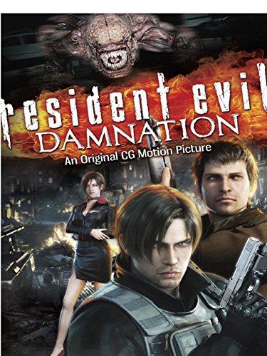 Resident Evil: Damnation Film