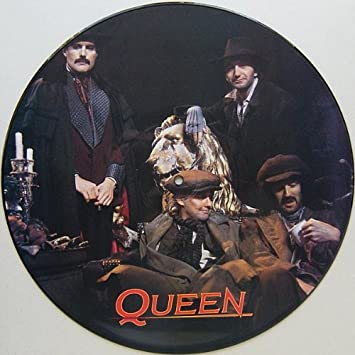 Queen Kind Of Magic Highlander Picture Disc Amazon Com Music