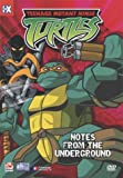 Teenage Mutant Ninja Turtles - Notes From The Underground (Volume 5)